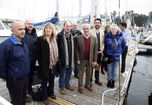 A directiva do porto francés de La Rochelle afonda nas posibilidades de negocio do Peirao Deportivo de Portosín