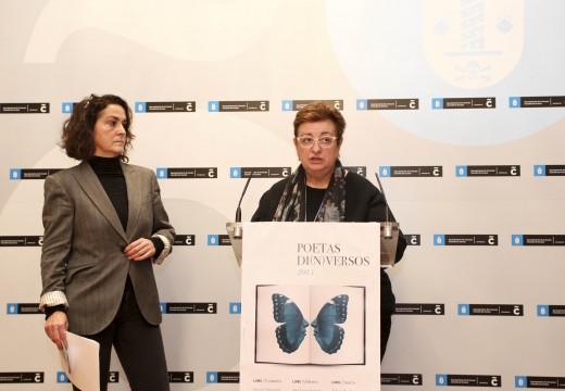 """Seis das mellores voces da lírica galega e internacional danse cita nun novo trimestre de """"Poetas Dei(n)versos"""""""