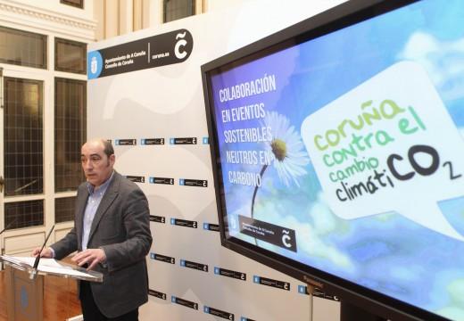 Enrique Salvador presenta un completo programa de actividades para concienciar os cidadáns sobre o coidado do medio