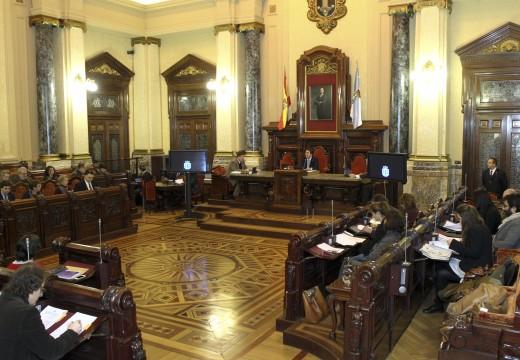 O pleno aproba o PEPRI de xeito definitivo, un plan consensuado que aposta pola rehabilitación e a reactivación económica do casco histórico coruñés