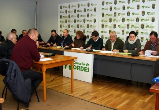 Ordes aproba uns orzamentos para 2015 de 8.500.000 €