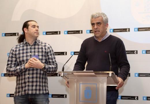 Mourelo presenta os novos servizos de asesoramento e o Plan Xuvenil da Coruña que edita o CMIX no seu XXV aniversario