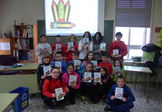 Presentación do libro 'Pola liberdade de expresión' para conmemorar o Día da Paz