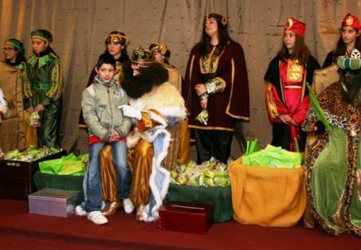 Ordes prepárase para recibir un ano máis aos Reis Magos de Oriente na cabalgata máis importante da comarca