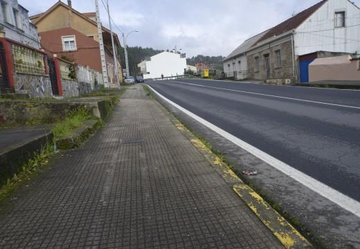O concello emprenderá melloras en Riveira, Corrubedo, Castiñeiras e Palmeira con cargo ao plan de aforro da Deputación