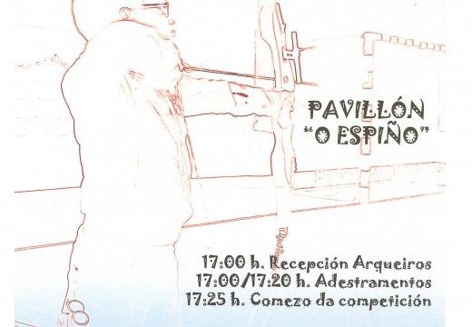 """Carral celebra a VII edición do trofeo de tiro con arco """"Concello de Carral"""