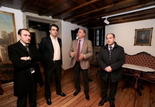 A Deputación da Coruña destina preto de 33.000 euros á modernización do expazo museístico na Casa Rosalía de Castro, en Padrón