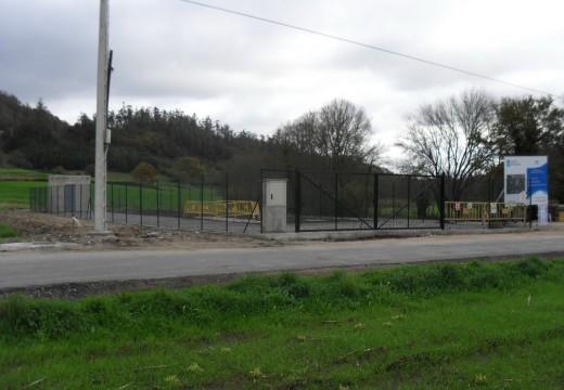 A depuradora de Corneira (A Baña) entrará en funcionamento nas próximas semanas