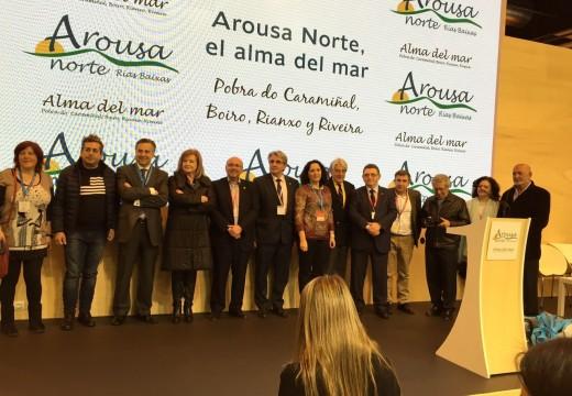 Belén do Campo amosa o compromiso da Xunta para seguir apoiando o crecemento da Zona de Arousa Norte como destino turístico de calidade