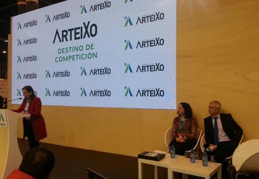 Belén do Campo amosa o compromiso da Xunta para seguir apoiando o crecemento do municipio de Arteixo como destino turístico de calidade