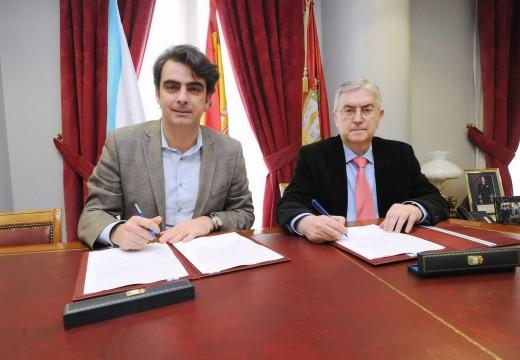 A Deputación urbanizará unha nova rúa en Cedeira para favorecer a mobilidade no entorno do Campo de Fútbol e do Instituto