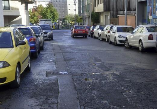 Adxudicada a pavimentación de seis rúas pertencentes a tres parroquias de Riveira