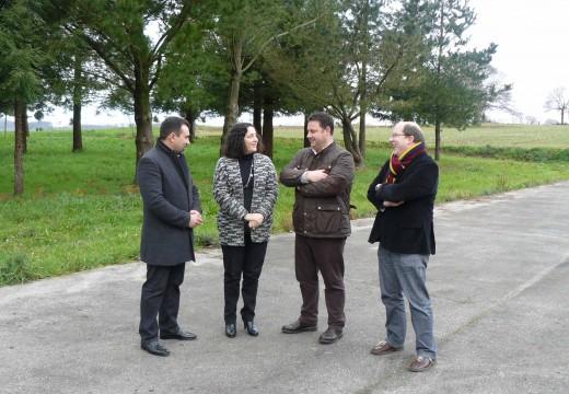 Medio Ambiente destinará máis de 320.000 euros á construción dun punto limpo en Frades