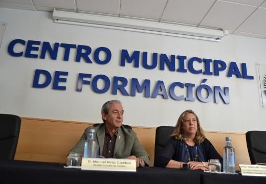 Cambre convoca 115 prazas para a primeira fase do XV Plan de Formación Municipal