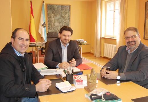Emigración e o Clúster do Turismo de Galicia colaborarán coas comunidades galegas no exterior na promoción de Galicia no estranxeiro