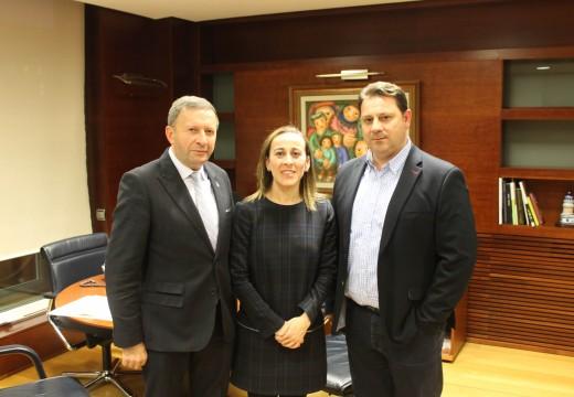 O Concello de Frades presenta ante Medio Ambiente un novo proxecto para completar o abastecemento de auga no municipio