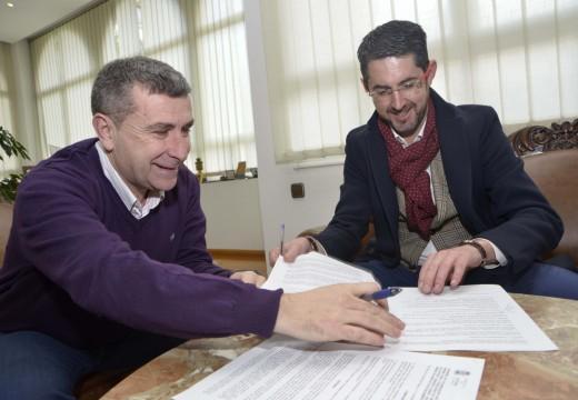 Os concellos de Porto do Son e Riveira solicitan un novo obradoiro de emprego na especialidade de carpintería e moble