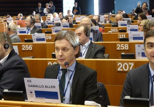 Galicia participou na elección dos líderes do Comité das Rexións europeos no inicio do seu novo mandato de cinco anos