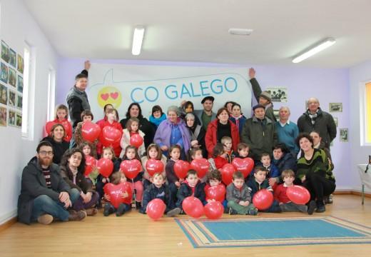 O Servizo de Normalización Lingüística da Baña-Negreira e a Concellería de Cultura da Baña impulsan unha campaña de apoio á lingua galega