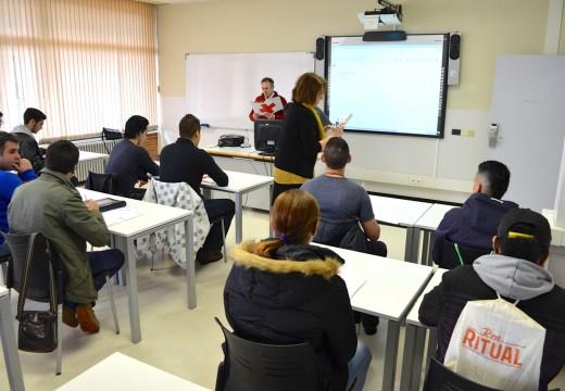 O Centro Superior de Hostalería de Galicia pon en marcha un programa de integración social en colaboración coa Cruz Vermella