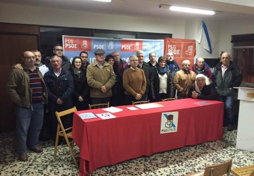 A Agrupación Socialista de Ordes elixe a Xesús Pedreira como candidato á Alcaldía de Ordes