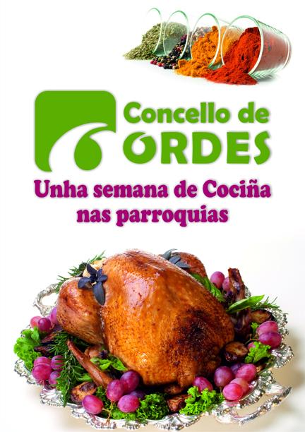 Éxito de participación no curso 'Unha semana de cociña nas parroquias'