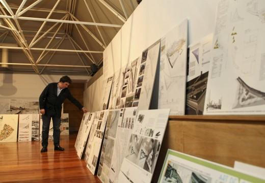 Un xurado formado por expertos encargarase de analizar as 65 propostas presentadas ao concurso de ideas para remodelar a praza de Antonio Tenreiro
