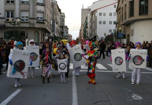 Ordes congrega a milleiros de persoas para desfrutar do seu Sábado de piñata