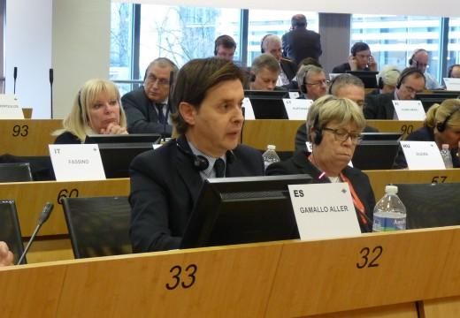 A Xunta  expresa no Comité das Rexións deEeuropa o seu apoio a unha política de cooperación ao desenvolvemento máis eficaz