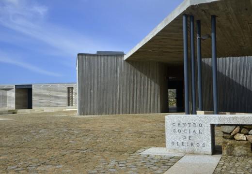 O Centro social de Oleiros, seleccionado candidato aos prestixiosos premios FAD de arquitectura