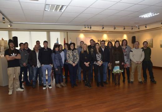 22 veciños de Riveira, A Pobra, Boiro e Rianxo concluíron o obradoiro de emprego Curota