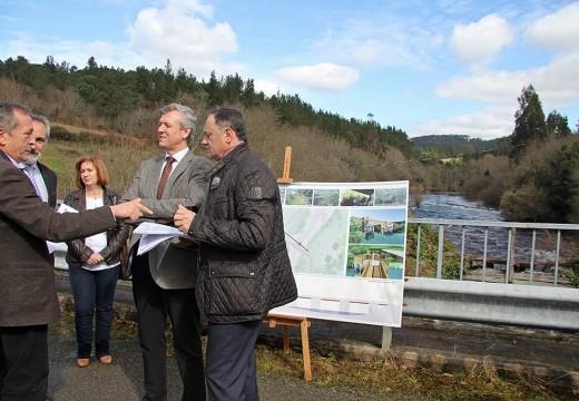 A Xunta destaca que por sexto ano os concellos galegos beneficianse das axudas do canón eólico