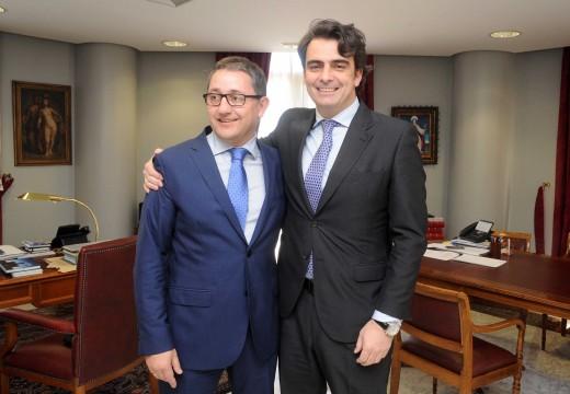 A Deputación da Coruña inviste preto de 200.000 euros en mellorar camiños municipais en Dodro