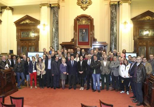 A primeira edición de Deporte Solidario beneficiou a 13.000 participantes en actividades de deporte base e 5.400 persoas dos proxectos sociais