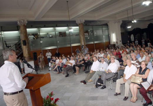 """A Xunta destaca o seu interese por consolidar a """"especial relación de irmandade"""" entre Galicia e Cuba"""