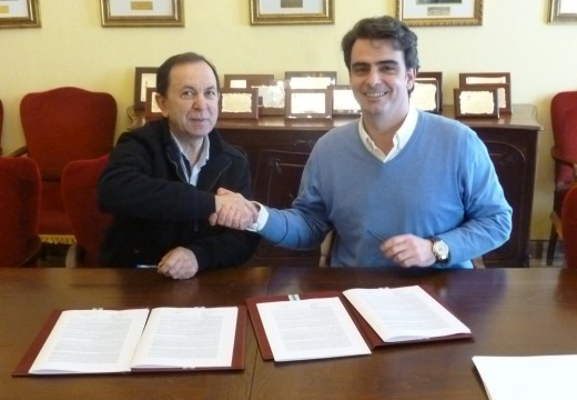 A Deputación apoia as actividades do Club o Parrulo de Ferrol na promoción do deporte base