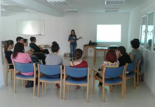 Mozos e mozas da Baña participaron nunha 'Incubadora de proxectos'