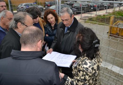 O Sergas inicia a obra de construción do novo Centro de Saúde de Cambre