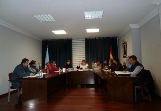 O Concello de Lousame obtivo un remanente de tesourería de 341.000 euros en 2014