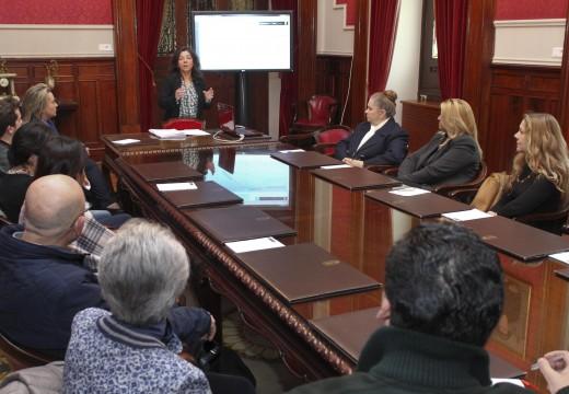O Concello presenta a Tarifa PMUS co obxectivo de fidelizar ao usuario do transporte público