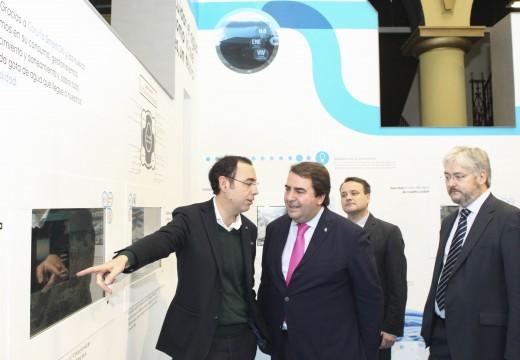 O alcalde destaca a importancia de proxectos como Coruña Smart City para xerar actividade económica en novos sectores e posicionar á cidade na captación de fondos europeos