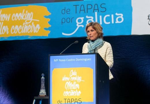 Turismo de Galicia celebrou a gala final do concurso gastronómico 'De Tapas Por Galicia'