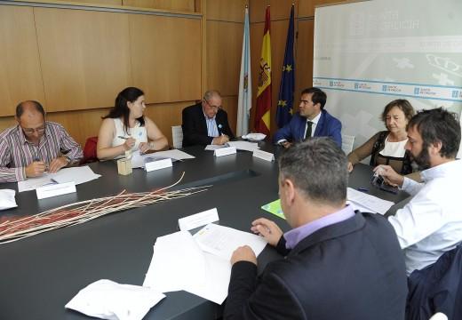 A Xunta destina 115.000 euros á mellora de infraestruturas e equipamentos en Bergondo, Coristanco, Mañón, Neda e Vilasantar