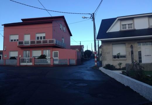 Adxudicada a pavimentación de tres rúas en Castiñeiras cun investimento de 39.984 euros