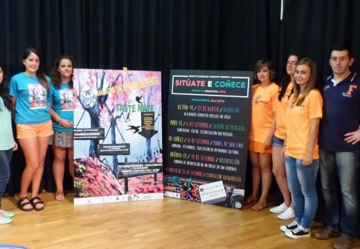 Mozos de Lousame promoven dous novos proxectos ao abeiro da Iniciativa Xove