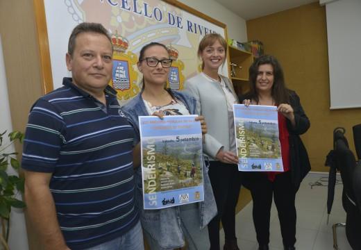 Tres distancias de 35, 50 e 60 kilómetros integan a XIII Andaina concello de Riveira