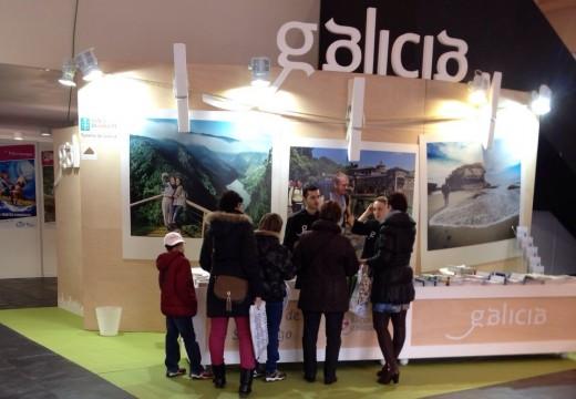 Turismo promoveu o destino Galicia en 23 feiras especializadas no que vai de ano, cinco máis que no mesmo período de 2014