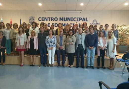 A Xunta impulsa o obradoiro entre os concellos de Cambre e  Sada, que durante os vindeiros seis meses formará a 22 persoas desempregadas en atención sociosanitaria