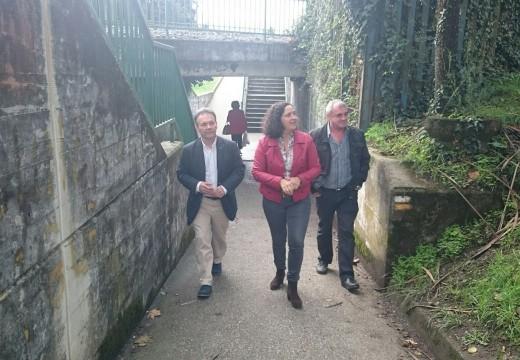 A Xunta de Galicia destina preto de 35.000 euros á realización de melloras nos campos da feira dos concellos de Cabanas e Neda