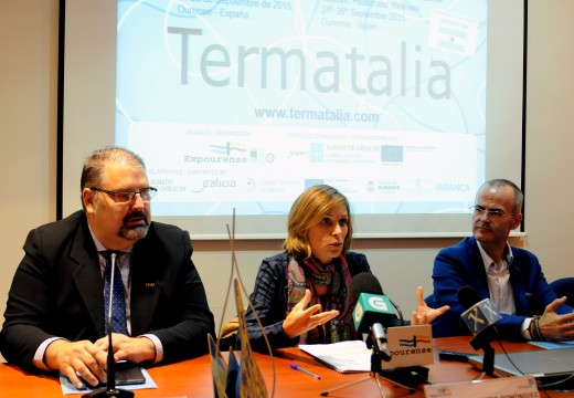 Nava Castro destaca que Termatalia posicionará Galicia como referente mundial do turismo de saúde